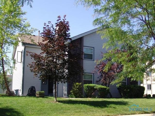 5845 Staghorn Drive #5845, Toledo, OH 43614 (MLS #6078376) :: Key Realty