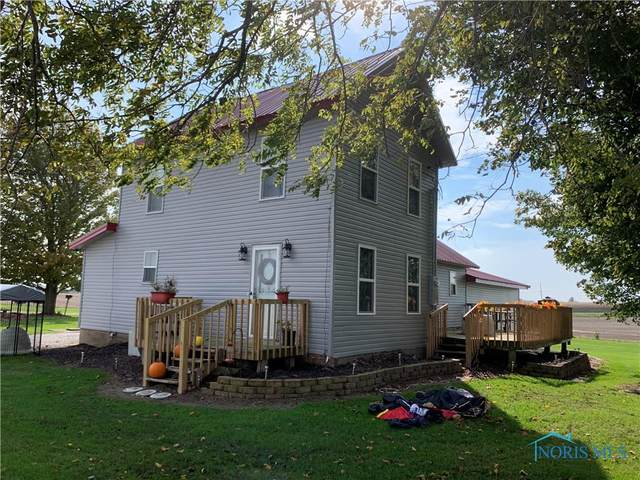 9116 State Route 34, Edon, OH 43518 (MLS #6078481) :: CCR, Realtors