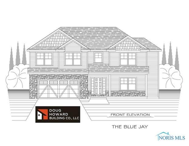 9843 Falconwood Court, Sylvania, OH 43560 (MLS #6078518) :: iLink Real Estate