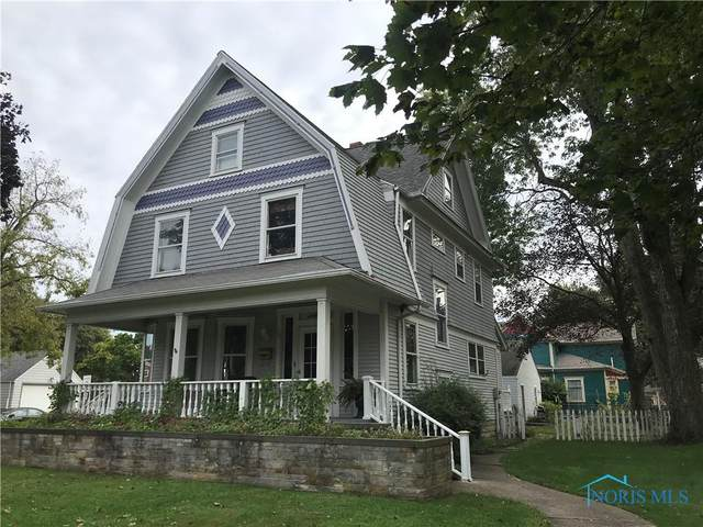 206 Wood Street, Delta, OH 43515 (MLS #6078525) :: Key Realty