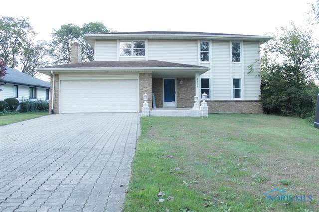 4826 Laurentide Lane, Toledo, OH 43614 (MLS #6078600) :: iLink Real Estate