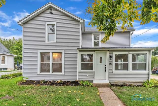 434 Monroe Street, Delta, OH 43515 (MLS #6078614) :: Key Realty