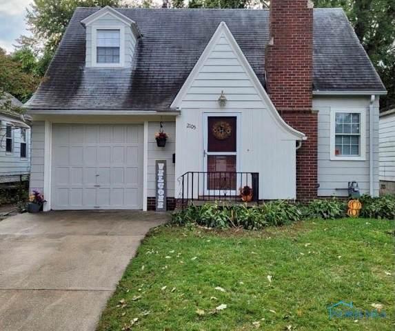 2105 Talbot Street, Toledo, OH 43613 (MLS #6078622) :: iLink Real Estate