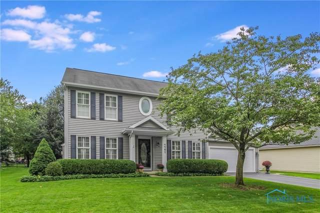 7701 Hickory Grove Road, Sylvania, OH 43560 (MLS #6078623) :: iLink Real Estate