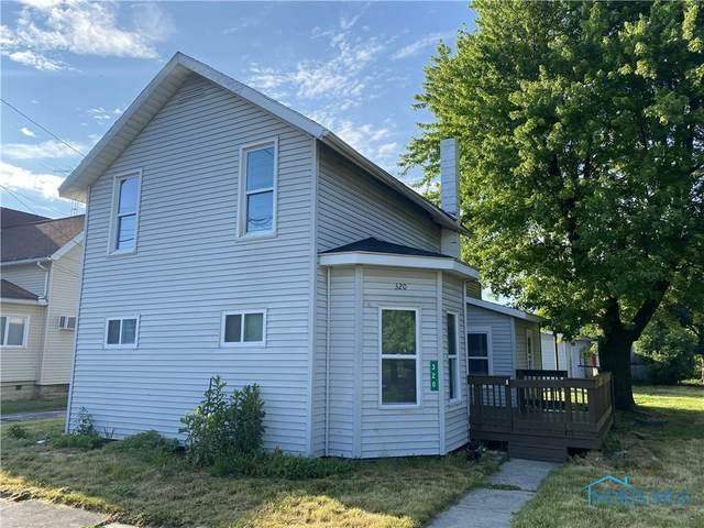 320 E Main Street, Risingsun, OH 43457 (MLS #6078642) :: iLink Real Estate
