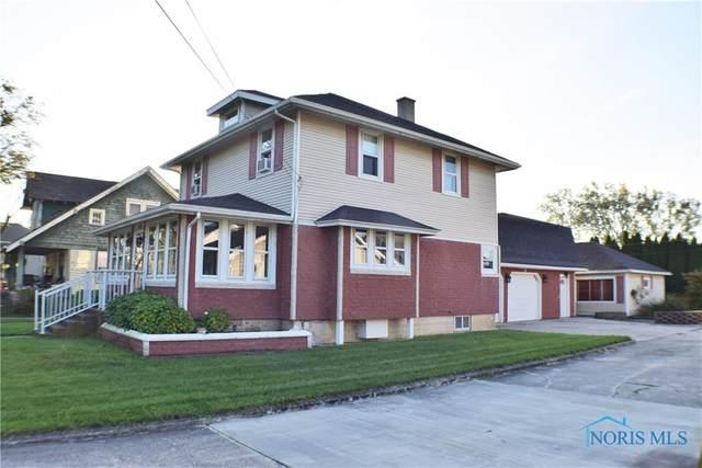 415 Findlay Road, Woodville, OH 43469 (MLS #6078650) :: CCR, Realtors
