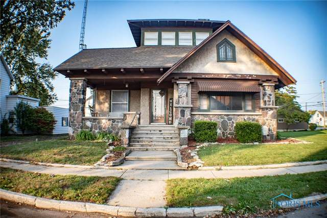 124 E Main Street, Vanlue, OH 45890 (MLS #6078655) :: iLink Real Estate