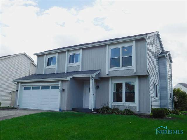 548 Centerfield Drive, Maumee, OH 43537 (MLS #6078696) :: iLink Real Estate