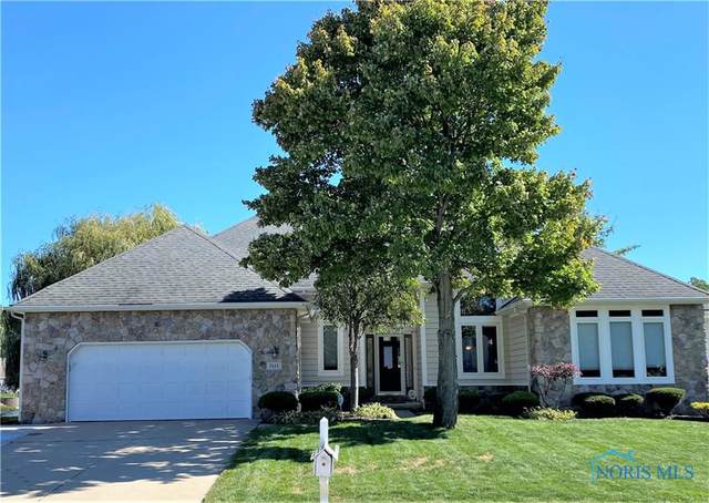 7418 Blue Spruce Court, Toledo, OH 43615 (MLS #6078760) :: RE/MAX Masters