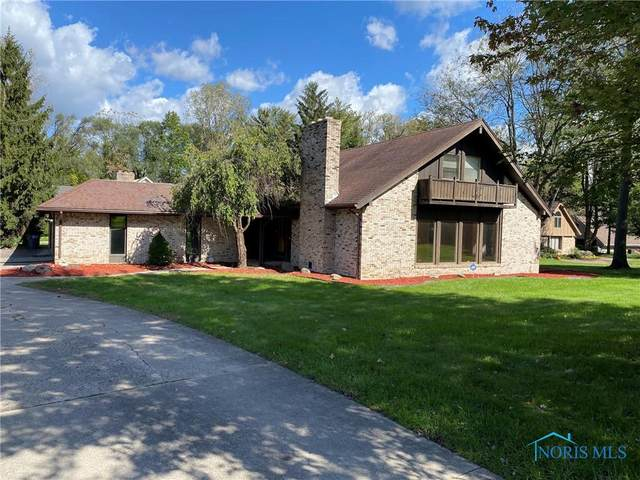 1415 Creekwood Lane, Toledo, OH 43614 (MLS #6078813) :: Key Realty