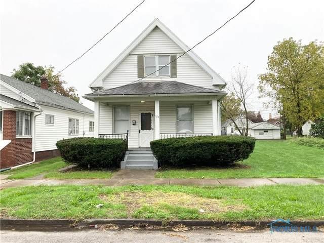124 Dexter Street, Toledo, OH 43608 (MLS #6078816) :: Key Realty