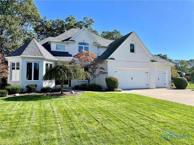 8800 Cedar Bend Road, Sylvania, OH 43560 (MLS #6078824) :: Key Realty