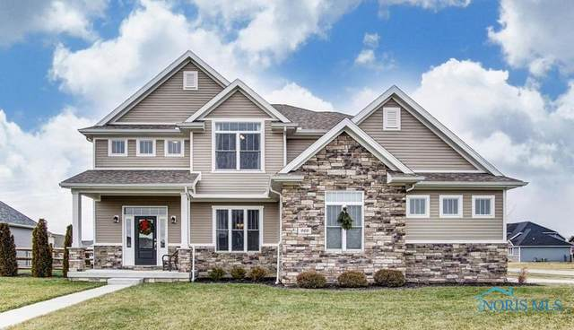 989 Heather Court, Bowling Green, OH 43402 (MLS #6078858) :: Key Realty