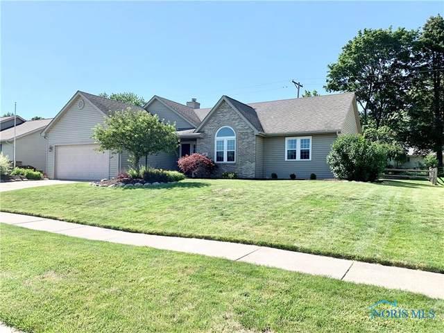 27 Hawthorne Drive, Delta, OH 43515 (MLS #6078867) :: Key Realty