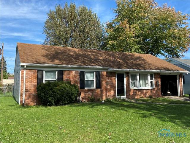 1749 Parkway Drive, Maumee, OH 43537 (MLS #6078937) :: Key Realty
