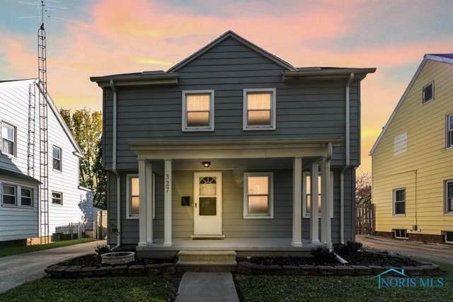 327 W Capistrano Avenue, Toledo, OH 43612 (MLS #6078974) :: iLink Real Estate