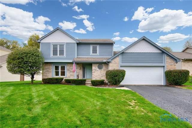 5827 Eaglewood Drive, Sylvania, OH 43560 (MLS #6078975) :: Key Realty