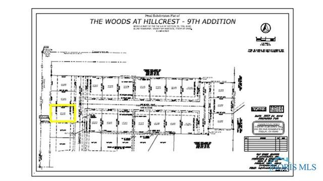 0 Bushwillow Dr Lot 157, Findlay, OH 45840 (MLS #6079043) :: CCR, Realtors