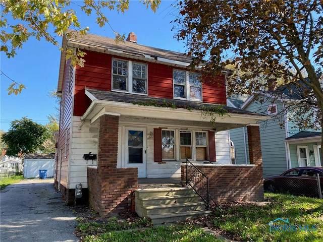 861 Oak Street, Toledo, OH 43605 (MLS #6079102) :: Key Realty