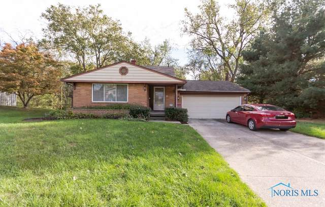 4623 Shadowood Lane, Toledo, OH 43614 (MLS #6079114) :: Key Realty
