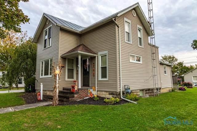 121 E Stevenson Street, Gibsonburg, OH 43431 (MLS #6079123) :: iLink Real Estate
