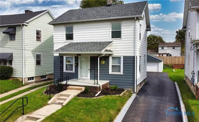 327 Van Buren Avenue, Toledo, OH 43605 (MLS #6079130) :: iLink Real Estate