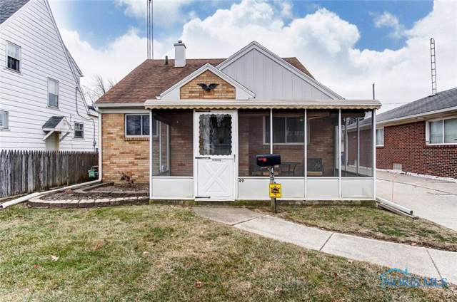 49 California, Toledo, OH 43612 (MLS #TO6049564) :: The Kinder Team