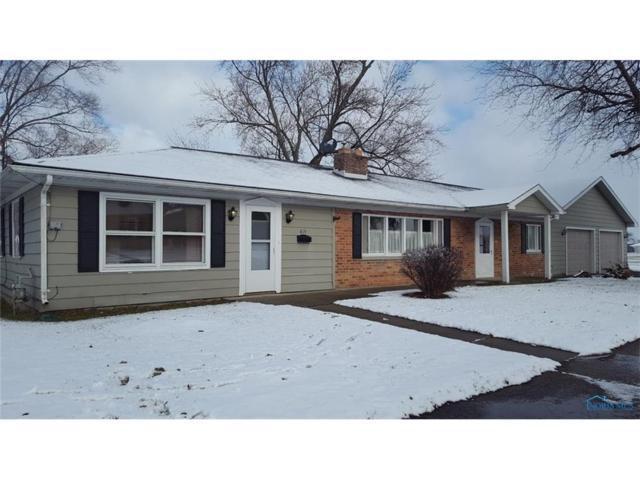 419 Glenwood, Delta, OH 43515 (MLS #6018136) :: Key Realty