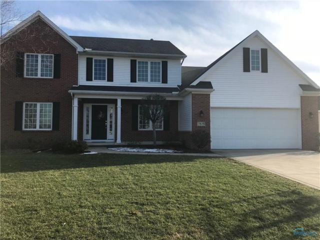 7875 Dana Rae, Waterville, OH 43566 (MLS #6022104) :: RE/MAX Masters