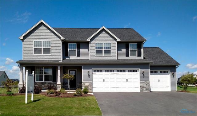 14864 Stonebridge, Perrysburg, OH 43551 (MLS #6022125) :: RE/MAX Masters