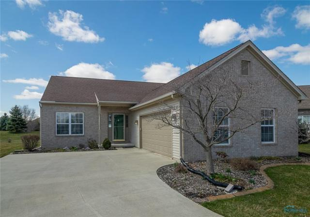 7373 Longwater, Maumee, OH 43537 (MLS #6023033) :: Key Realty