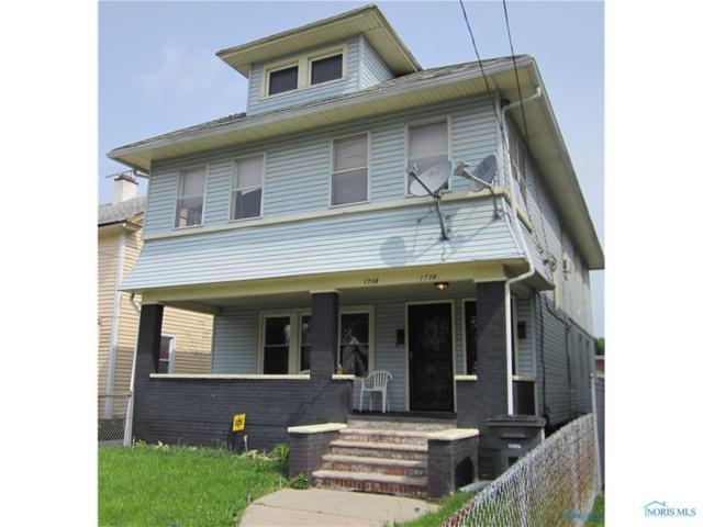 1738 Milburn, Toledo, OH 43606 (MLS #6023304) :: RE/MAX Masters