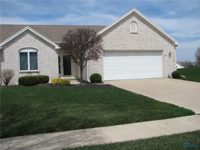 6934 Springview, Maumee, OH 43537 (MLS #6024288) :: RE/MAX Masters