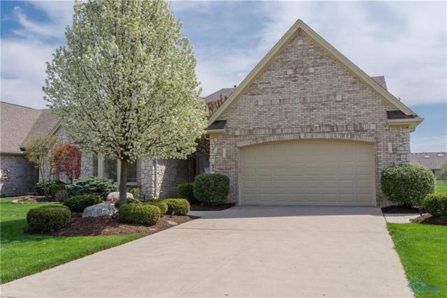 3861 Ravine Hollow, Maumee, OH 43537 (MLS #6024639) :: Key Realty