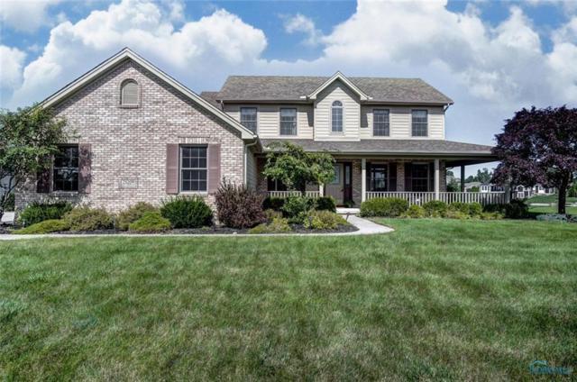 25209 Rocky Harbour, Perrysburg, OH 43551 (MLS #6025383) :: Office of Ivan Smith