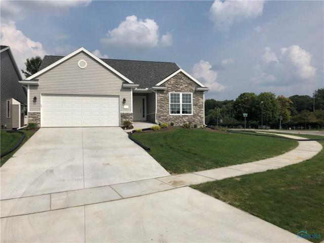 614 Meadowland Trail, Toledo, OH 43615 (MLS #6026093) :: Office of Ivan Smith