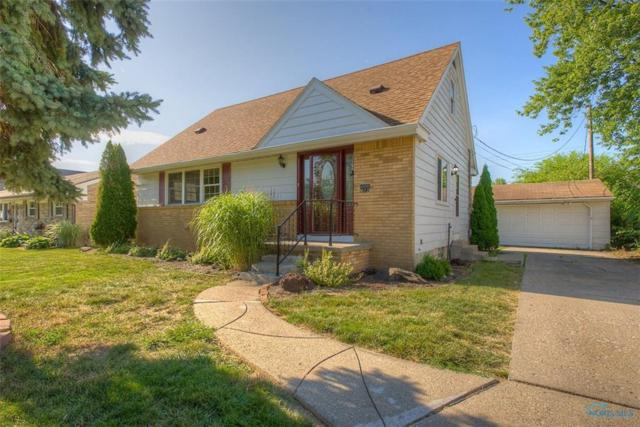 672 Midfield, Maumee, OH 43537 (MLS #6027654) :: RE/MAX Masters