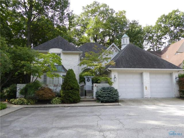 23 Exmoor, Ottawa Hills, OH 43615 (MLS #6029750) :: Office of Ivan Smith