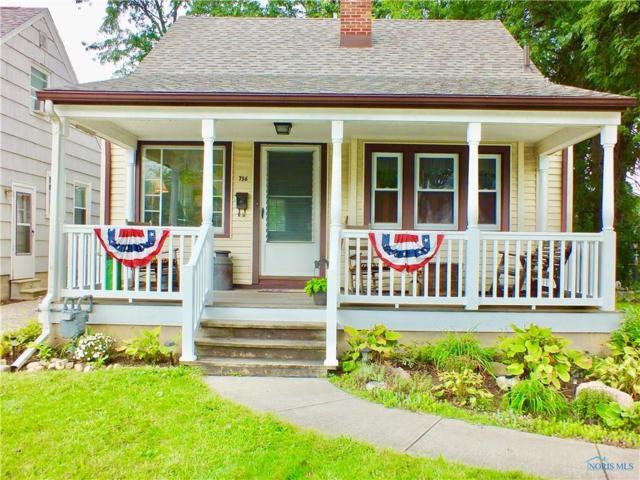 736 Kipling, Toledo, OH 43612 (MLS #6029913) :: Key Realty