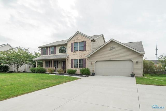 7833 Hawkins, Sylvania, OH 43560 (MLS #6031651) :: Key Realty