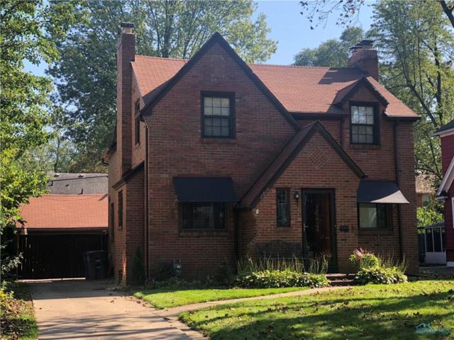 2814 Goddard, Toledo, OH 43606 (MLS #6031765) :: Key Realty