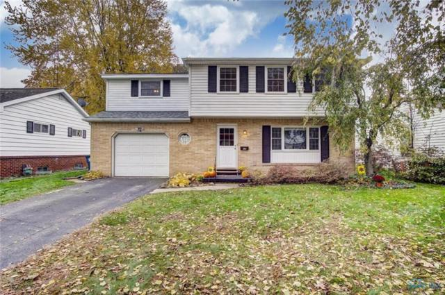4121 Oakcrest, Toledo, OH 43623 (MLS #6032734) :: Key Realty