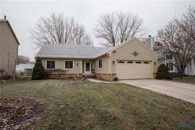 626 Centerfield, Maumee, OH 43537 (MLS #6033053) :: Key Realty
