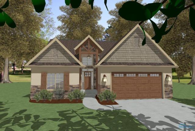 5435 Country Ridge, Sylvania, OH 43560 (MLS #6033999) :: Key Realty