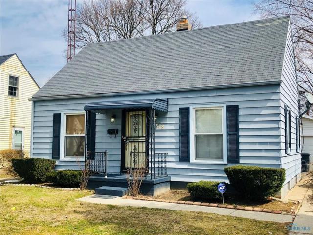 508 Clifton, Toledo, OH 43607 (MLS #6034595) :: Key Realty