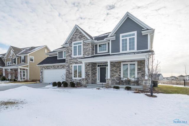 5701 Anchor Hills, Sylvania, OH 43560 (MLS #6035184) :: RE/MAX Masters