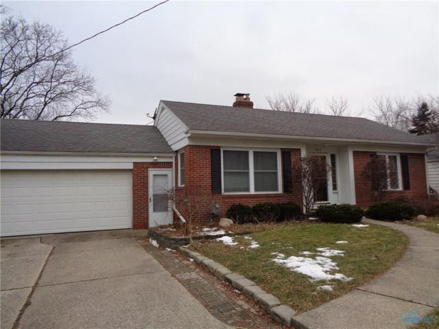 815 Askin, Maumee, OH 43537 (MLS #6035247) :: RE/MAX Masters