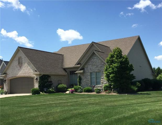4154 Deer Run, Maumee, OH 43537 (MLS #6035470) :: Key Realty