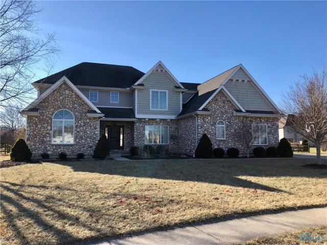 4011 Hollyhock, Maumee, OH 43537 (MLS #6035529) :: Key Realty