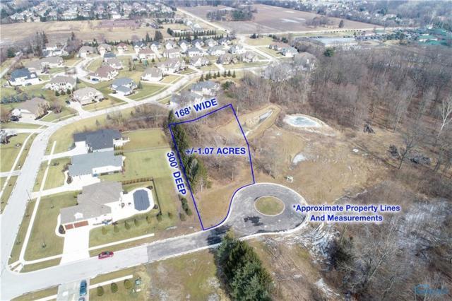 7510 Creek Ridge, Maumee, OH 43537 (MLS #6036119) :: Key Realty